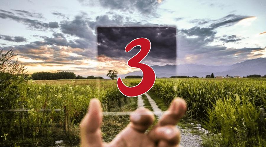Le nombre 3 en numérologie symbolise la créativité